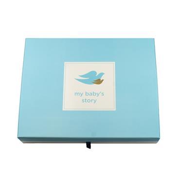 DOVE MY BABY'S STORY KEEPSAKE BOX 5PC SET