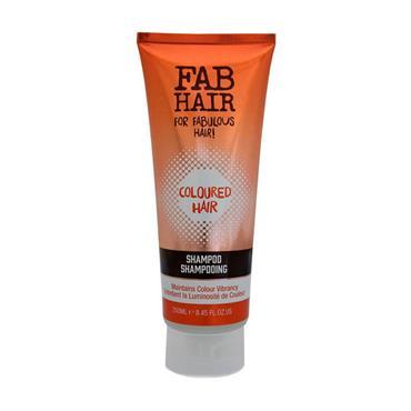 FAB HAIR COLOUR SHAMPOO FOR COLOURED HAIR 250ML
