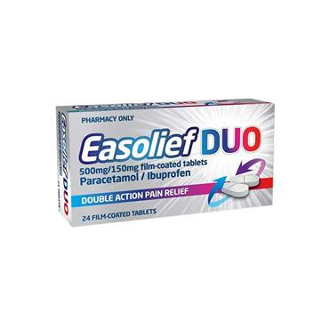 EASOLIEF DUO 500MG 24S