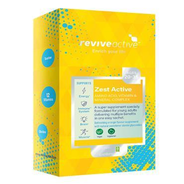 REVIVE ZEST ACTIVE 7 SACHETS