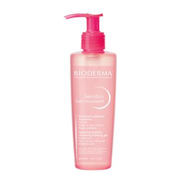 BIODERMA SENSIBIO FOAMING GEL 200ML