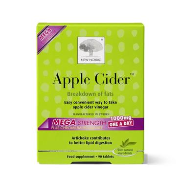NEW NORDIC APPLE CIDER 1000S 90S