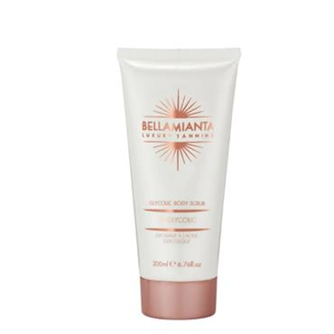 BELLAMIANTA GLYCOLIC BODY SCRUB 200ML