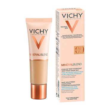 VICHY MINERAL BLEND FOUNDATION AGATE 09