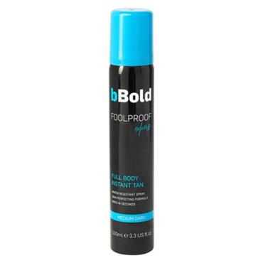 BBOLD FOOLPROOF EXPRESS INSTANT TAN SPRAY 100ML