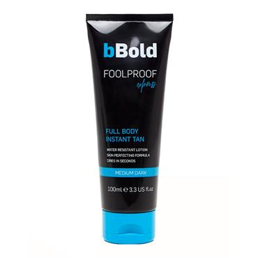 BBOLD FOOLPROOF EXPRESS INSTANT TAN LOTION 100ML