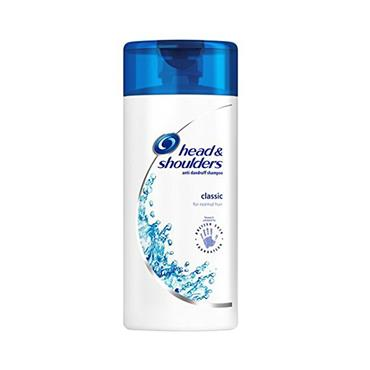 HEAD & SHOULDERS CLEAN SHAMPOO TRAVEL SIZE 90ML