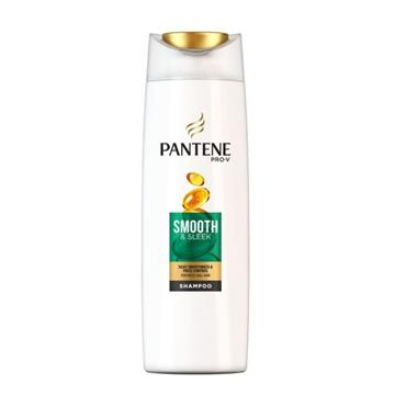 PANTENE SMOOTH & SLEEK SHAMPOO TRAVEL SIZE 90ML