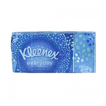 KLEENEX TISSUES 8 PACK