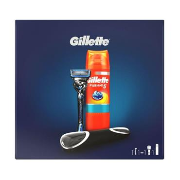 GILLETTE FUSION PRO CHILL 3 PIECE WITH TRAVEL CASE