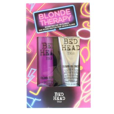 TIGI BED HEAD BLONDE THERAPY 2 PIECE SET