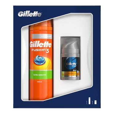 GILLETTE FUSION 5 2 PIECE SET