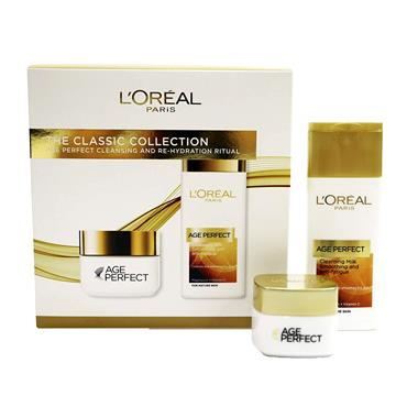 LOREAL PARIS AGE PERFECT CLASSIC COLLECTION GIFT SET FOR HER