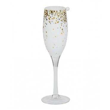 YANKEE HOLIDAY PARTY CHAMPAGNE TEA LIGHT HOLDER