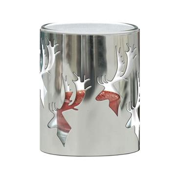 YANKEE NORDIC STAG JAR CANDLE SLEEVE