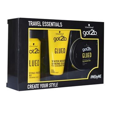 GOT2B TRAVEL ESSENTIALS GIFT SET
