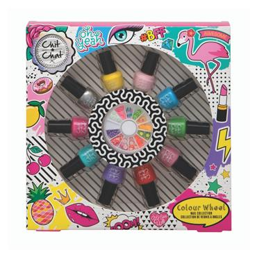CHIT CHAT COLOUR WHEEL GIFTSET