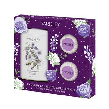 YARDLEY LAVENDER SOAP COLLECTION