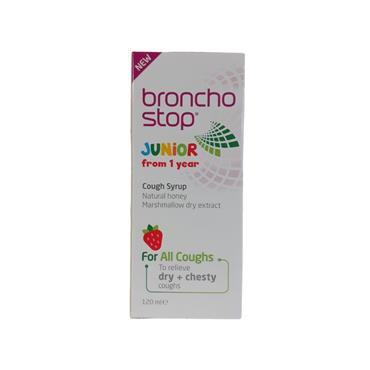 BRONCHOSTOP JUNIOR 120ML