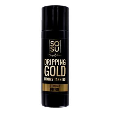SOSU DRIPPING GOLD TAN ULTRA DARK LOTION