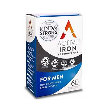 ACTIVE IRON MEN 60 CAPSULES