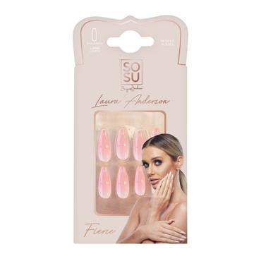 SOSU LAURA ANDERSON BALLERINA FIERCE NAILS