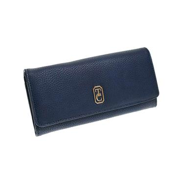 TIPPERARY CRYSTAL PURSE LARGE NAVY