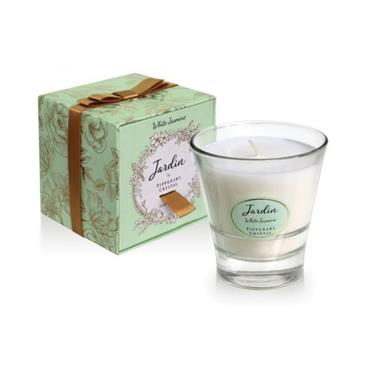 TIPPERARY CRYSTAL WHITE JASMIN CANDLE