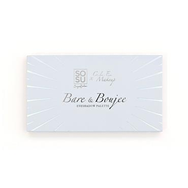 SOSU CLE BARE & BOUJEE PALETTE