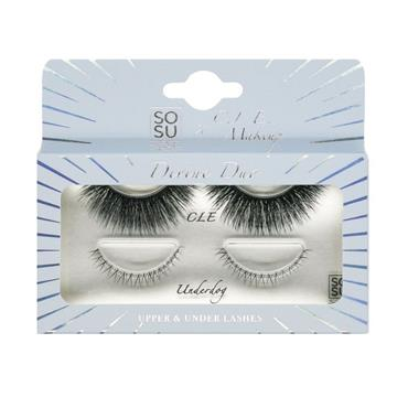SOSU CLE DIVINE DUO LASHES