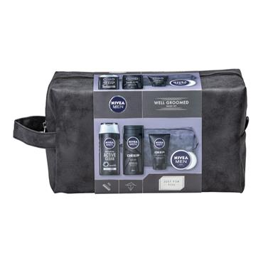 NIVEA MEN WELL GROOMED GIFT SET