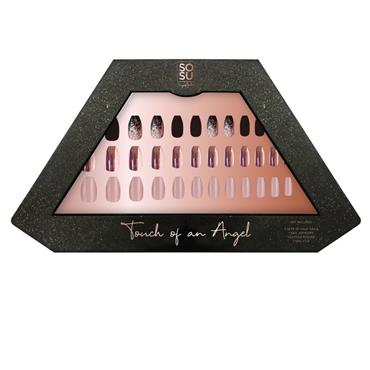 SOSU TOUCH OF AN ANGEL NAIL SET