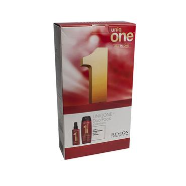 REVLON UNIQUE ONE ORIGINAL GIFT SET 2PC