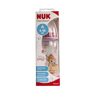 NUK FC+ BOTTLE 300ML BAMBI S2 MEDIUM