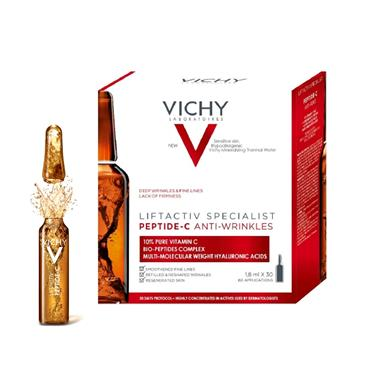 VICHY PEPTIDE AMPOULES 1.8X30S
