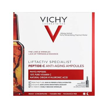VICHY PEPTIDE AMPOULES 1.8X10S