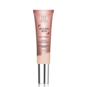 SCULPTED BY AIMEE SECOND SKIN DEWY LIGHT PLUS 32ML