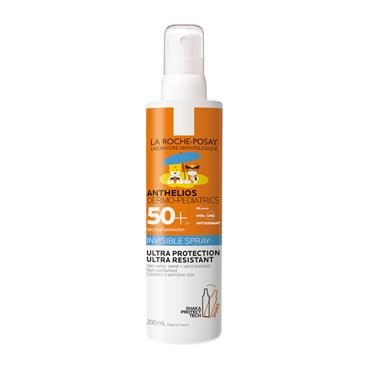 LRP ANTHELIOS KIDS SPRAY F50 INVISIBLE SPRAY 200ML