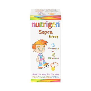 NUTRIGEN SUPRA SYRUP 200ML