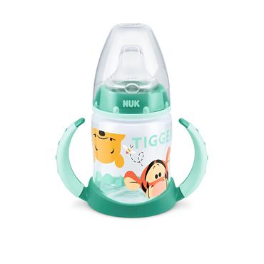 NUK 1ST CHOICE WINNIE THE POOH/TIGGER LEARNER BOTTLE 150ML