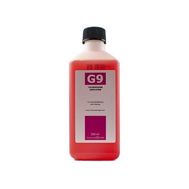 G9 CHLORHEXIDINE GLUCONATE HAND SCRUB 500ML