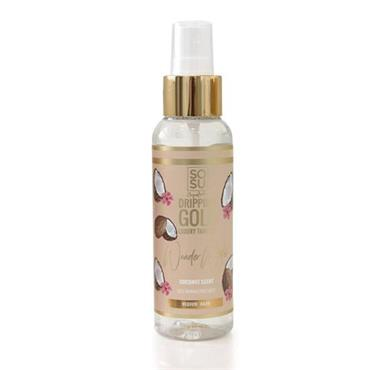 SOSU DRIPPING GOLD COCONUT MEDIUM/DARK 100ML