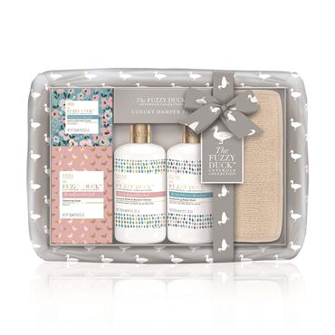 BAYLIS AND HARDING FUZZY DUCK COTSWOLD COLLECTION LUXURY HAMPER GIFTSET