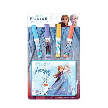 FROZEN 2 LIP GLOSS AND POUCH SET