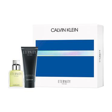 CALVIN KLEIN ETERNITY 50ML 2 PIECE GIFT SET