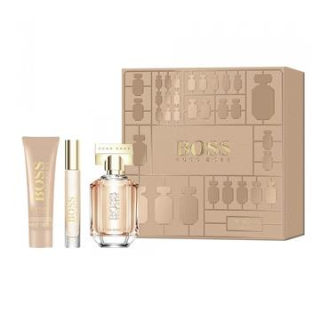 BOSS THE SCENT 50M 2 PIECE GIFT SET