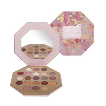 BODY COLLECTION EYESHADOW PALETTE 21 PIECE