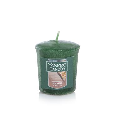 YANKEE SINGING CAROLS VOTIVE