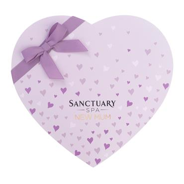 SANCTUARY MUM TO BE HEART BOX