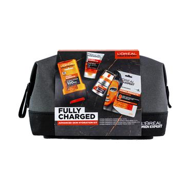 LOREAL FULLY CHARGED SET